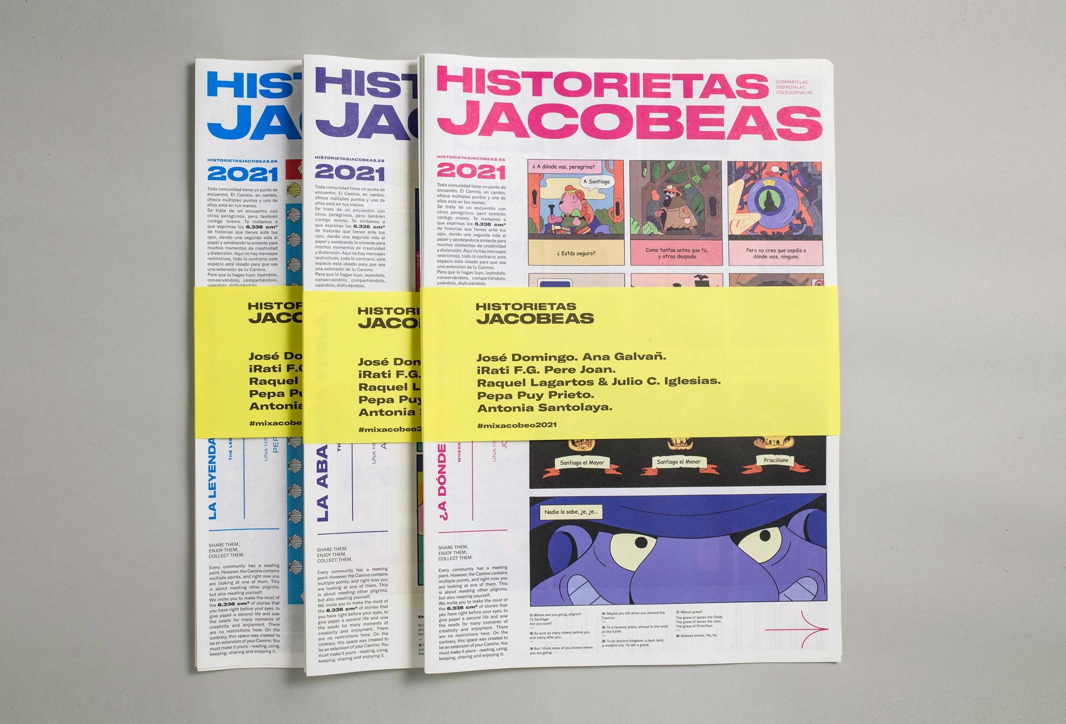 Historietas Jacobeas